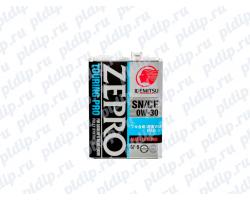 Моторное масло IDEMITSU ZEPRO TOURING 0W30, 4Л