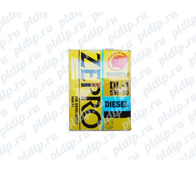 Купить Idemitsu Zepro Diesel DL-1 5w-30 - моторное масло, 4л.