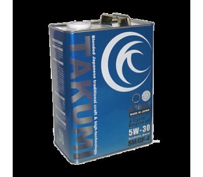 Купить Takumi Hight Quality 5W-30 SN/GF-5 4л