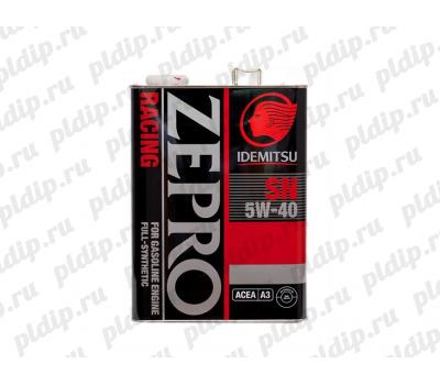 Купить Idemitsu Zepro Racing SN 5w40 4L