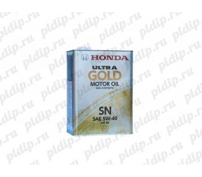 Купить HONDA ULTRA GOLD SN 5w-40 4 литра