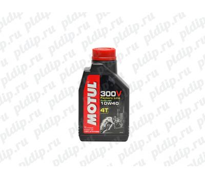 Купить MOTUL 300 V 4T FL Road Racing SAE 10W40 1л