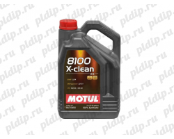 Motul 8100 X-clean 5W30 5L (5л)