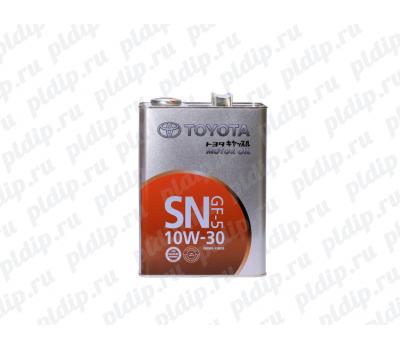 Купить Масло моторное Toyota SN 10W-30, 4л