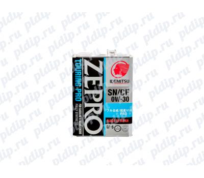 Купить Моторное масло IDEMITSU ZEPRO TOURING 0W30, 4Л