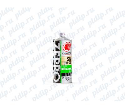 Купить Idemitsu Zepro Eco Medalist SN/GF 5-0W-20 1L