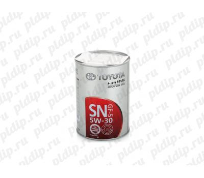 Купить Масло моторное Toyota SN 5W-30, 1л