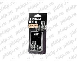 Ароматизатор подвесной Aroma-box Black Ice