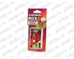 Ароматизатор подвесной Aroma-box Земляничкая поляна