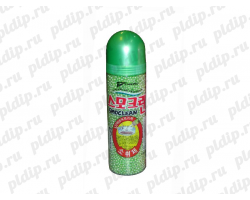Шарики в пепельницу Smoclean, аромат Зеленого Яблока (Apple) 330ml, Kangaroo