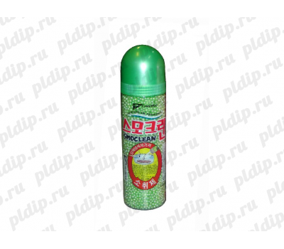 Купить Шарики в пепельницу Smoclean, аромат Зеленого Яблока (Apple) 330ml, Kangaroo