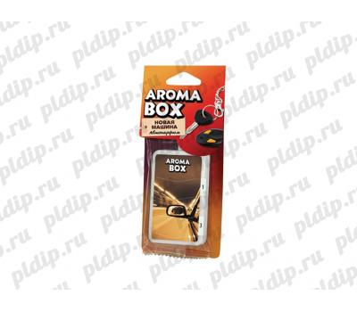 Купить Ароматизатор подвесной Aroma-box Новая машина