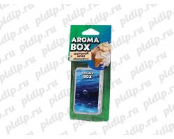 Ароматизатор подвесной Aroma-box Морской бриз