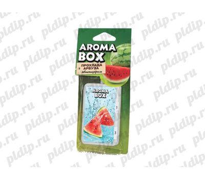Купить Ароматизатор подвесной Aroma-box Прохлада арбуза