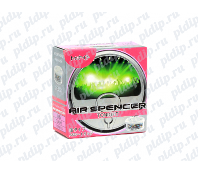 Купить Ароматизатор Eikosha Air Spencer | Аромат Tonight - Наступающая ночь A-55