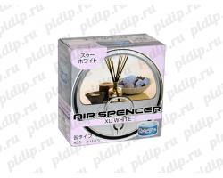 Ароматизатор Eikosha Air Spencer | Аромат XU White - XU белый A-65