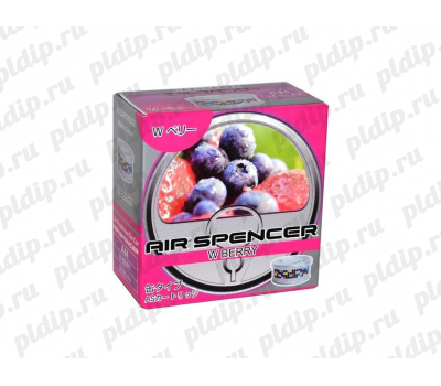 Купить Ароматизатор Eikosha Air Spencer | Аромат Wild Berry - Дикая ягода A-44