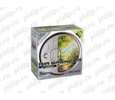 Купить Ароматизатор Eikosha Air Spencer | Аромат Green Breeze - Зеленый бриз A-15