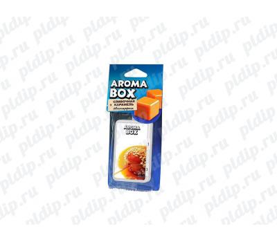 Купить Ароматизатор подвесной Aroma-box Сливочная карамель