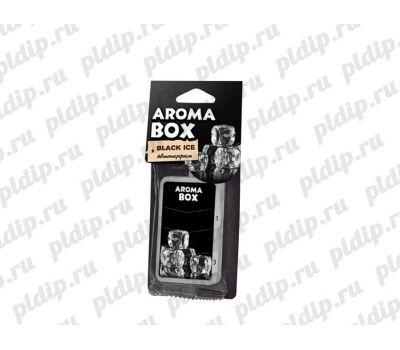 Купить Ароматизатор подвесной Aroma-box Black Ice