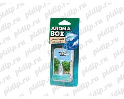 Ароматизатор подвесной Aroma-box Водопад