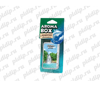 Купить Ароматизатор подвесной Aroma-box Водопад