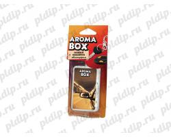 Ароматизатор подвесной Aroma-box Новая машина