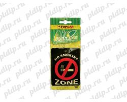"""Ароматизатор """"Не курить!"""" (черный)"""