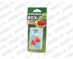 Ароматизатор подвесной Aroma-box Прохлада арбуза