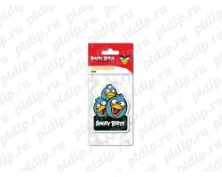 Ароматизатор Angry Birds картонный подвесной BLUES Бриз