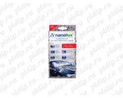 NANOLUX Нанопокрытие для автомобильного cтекла (набор салфеток)