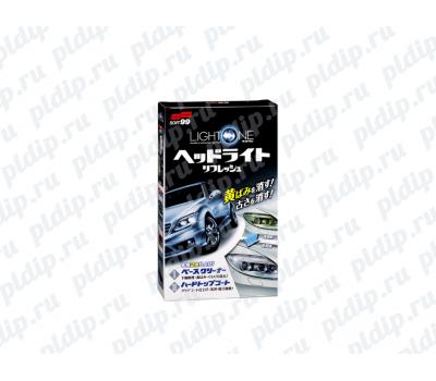 Купить Полироль-покрытие для пластика фар Soft99 Light One, 50 мл