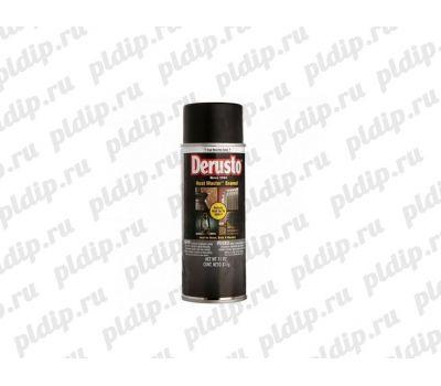 Derusto термостойкая эмаль Black (Черный)
