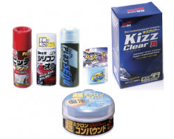 Набор для маскировки царапин и поднятия цвета на базе Kizz