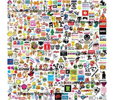Купить Sticker bombing | Стикербомбинг SET 6