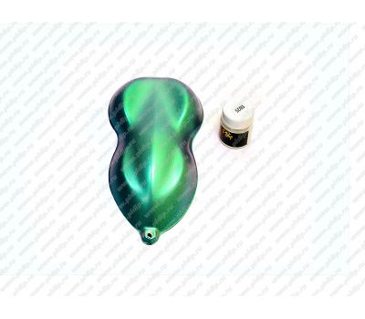 Купить Пигмент бирюзовый перламутр П025 Turquoise для Plasti Dip