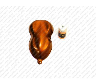 Купить Пигмент Оранжевый перламутр Ambercup Orange П058 для Plasti Dip