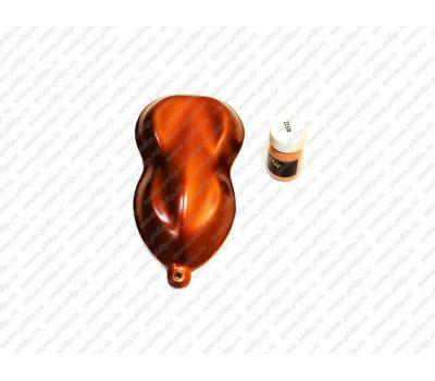 Купить Пигмент Искрящийся красно-коричневый Iriodin М532 для Plasti Dip