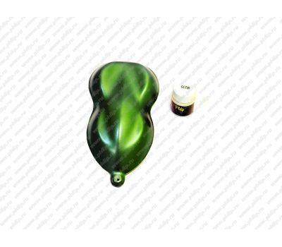 Купить Пигмент зеленый жемчуг Iriodin M235 для Plasti Dip