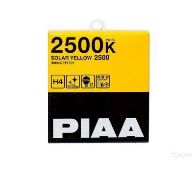 Купить PIAA BALB SOLAR YELLOW 2500K HB3/HB4