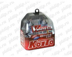 Koito V WHITE H4 60/55 W = 100/90W 3700 K