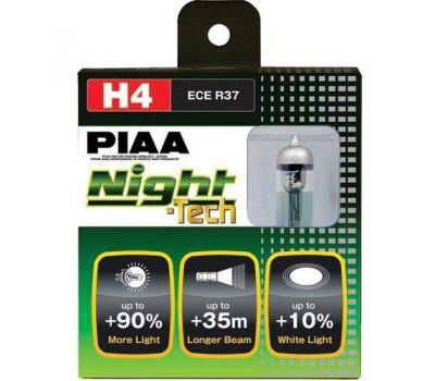 Купить PIAA BALB NIGHT TECH 3600K HE-820 (H4)