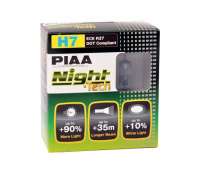 Купить PIAA BALB NIGHT TECH 3600K HE-823 H7