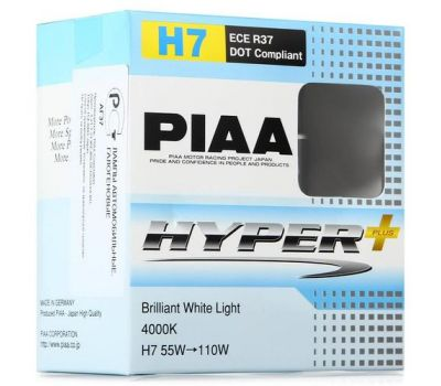 Купить PIAA BALB HYPER PLUS 4000K HE-833 H7