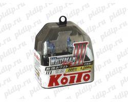 Koito Whitebeam III H1 55 W = 100W 4200 K