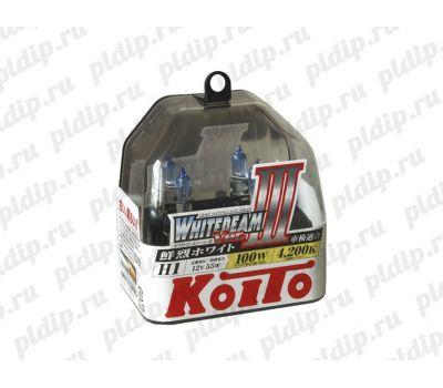 Купить Koito Whitebeam III H1 55 W = 100W 4200 K