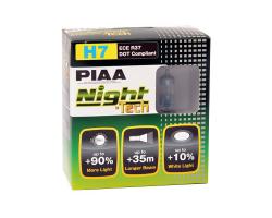 PIAA BALB NIGHT TECH 3600K HE-823 H7