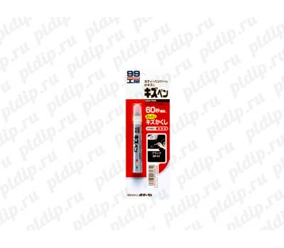 Купить Краска-карандаш для заделки царапин Soft99 KIZU PEN черный