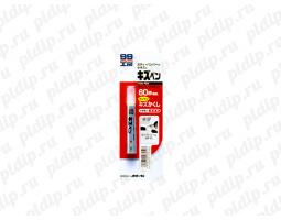 Краска-карандаш для заделки царапин Soft99 KIZU PEN белый