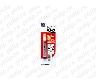 Купить Краска-карандаш для заделки царапин Soft99 KIZU PEN белый